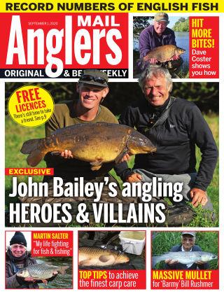 Angler's Mail 5th September 2020