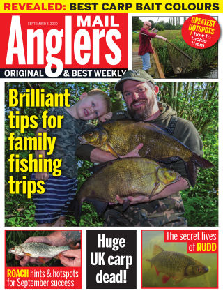 Angler's Mail 8th September 2020