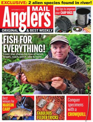 Angler's Mail 19th September 2020