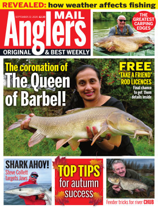 Angler's Mail 26th September 2020