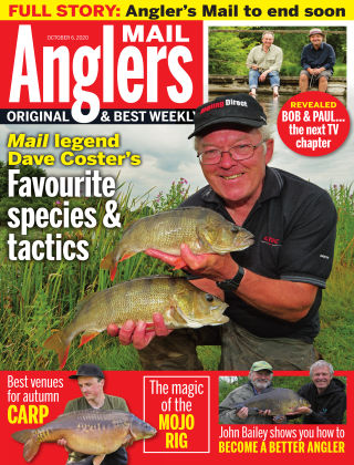 Angler's Mail 10th October 2020