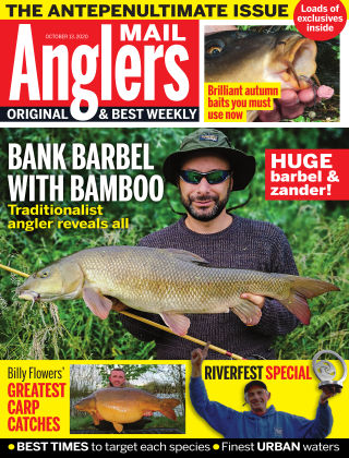 Angler's Mail 17th October 2020