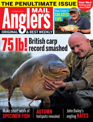 Angler's Mail 24th October 2020