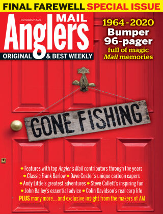 Angler's Mail 31st October 2020