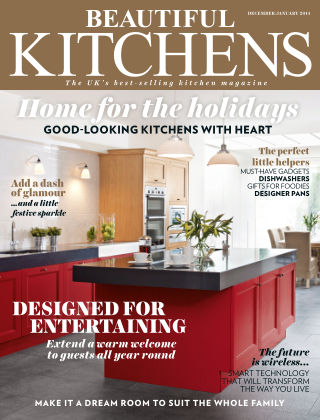 Beautiful Kitchens Dec / Jan 2014