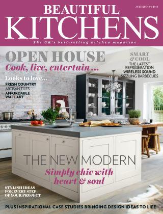 Beautiful Kitchens July/August 2014