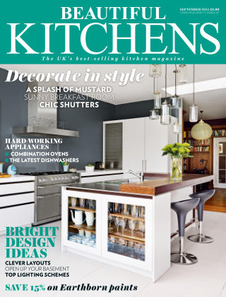 Beautiful Kitchens September 2014