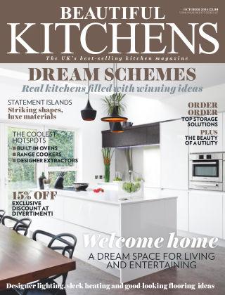 Beautiful Kitchens October 2014