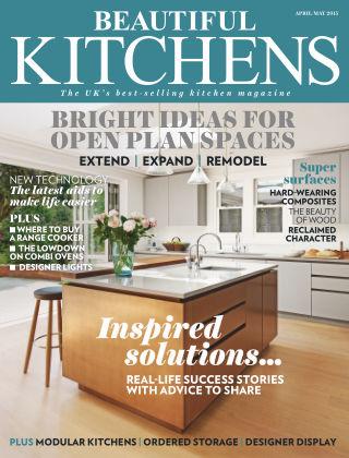 Beautiful Kitchens April/May 2015
