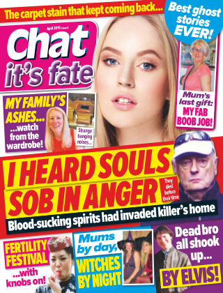 Chat it's Fate April 2015