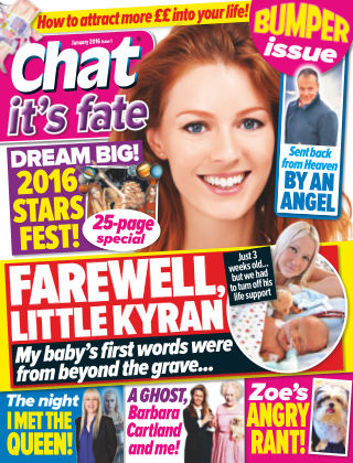 Chat it's Fate January 2016