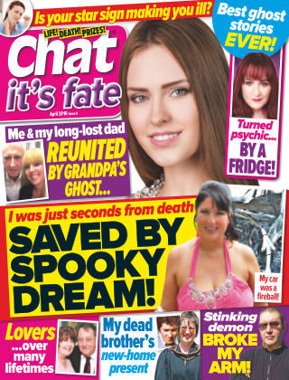 Chat it's Fate April 2016