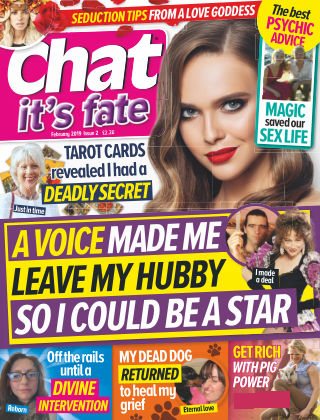 Chat it's Fate Feb 2019