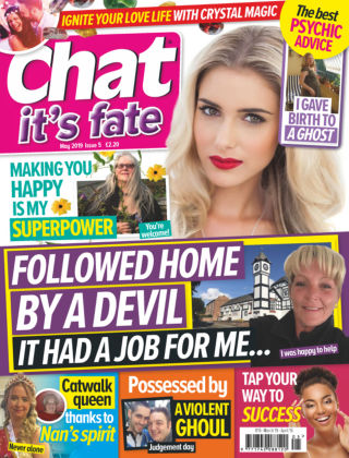 Chat it's Fate May 2019