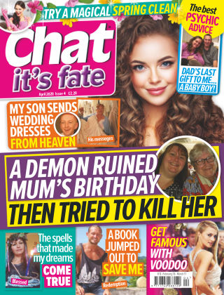Chat it's Fate Apr 2020