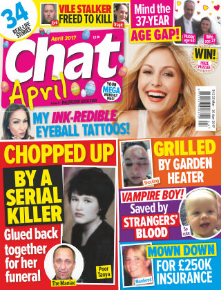 Chat Passions April Special 2017