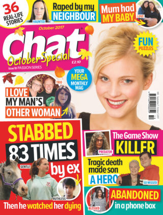 Chat Passions Issue 10 - 2017