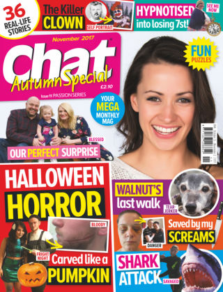 Chat Passions Issue 11 - 2017