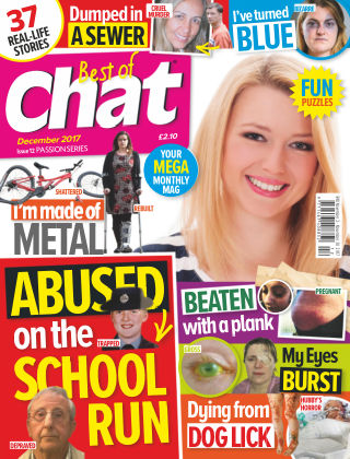 Chat Passions Issue 12 - 2017