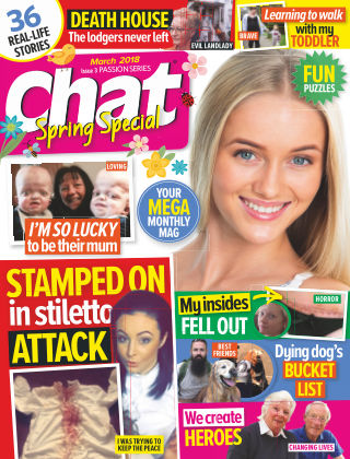 Chat Passions Issue 3 - 2018