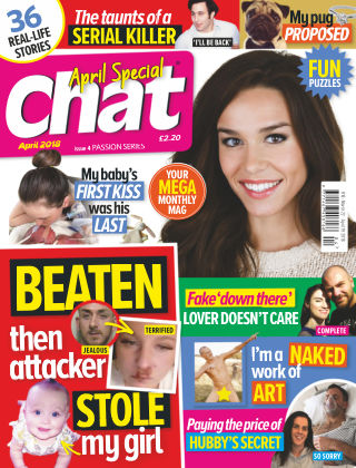 Chat Passions Issue 4 - 2018
