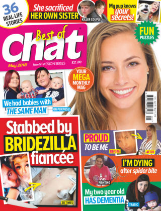 Chat Passions Issue 5 - 2018