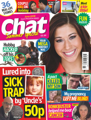 Chat Passions Issue 6 - 2018