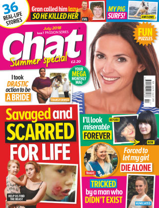 Chat Passions Issue 7 - 2018