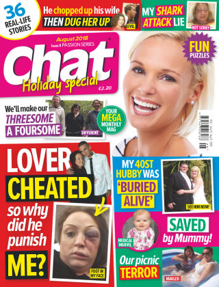 Chat Passions Issue 8 - 2018