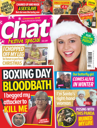 Chat Passions Issue 13 - 2018