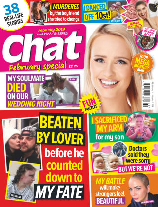 Chat Passions Issue 2 - 2019