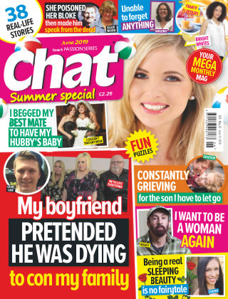 Chat Passions Issue 6 - 2019