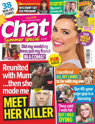 Chat Passions Issue 7 - 2019