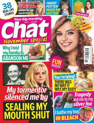 Chat Passions Issue 11 - 2019