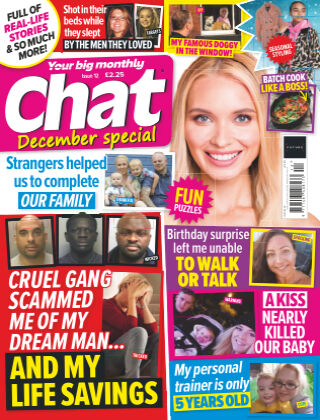 Chat Passions December 2020