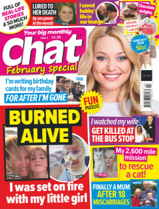 Chat Passions February 2021