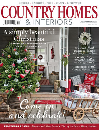 Country Homes & Interiors December 2013