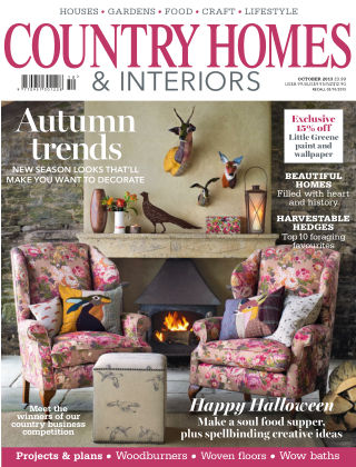 Country Homes & Interiors October 2013