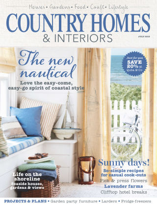 Country Homes & Interiors July 2015