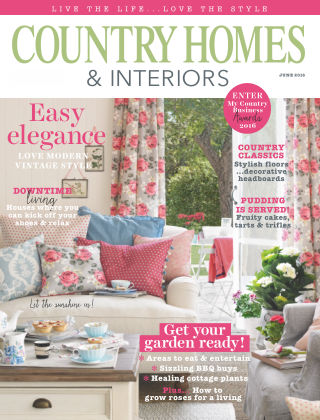 Country Homes & Interiors June 2016