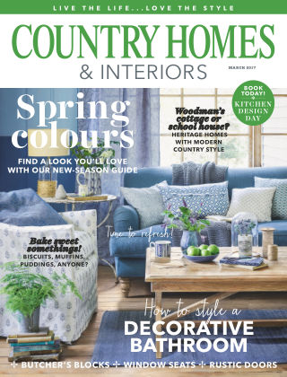 Country Homes & Interiors March 2017