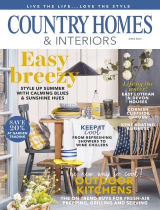 Country Homes & Interiors Jul 2017