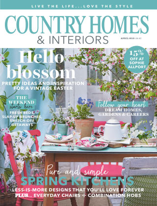 Country Homes & Interiors Apr 2018