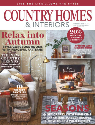 Country Homes & Interiors Oct 2018
