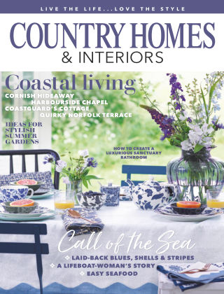 Country Homes & Interiors Aug 2019