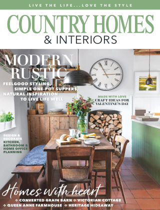 Country Homes & Interiors Feb 2020