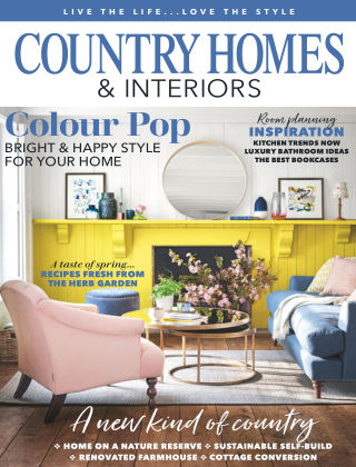 Country Homes & Interiors Mar 2020
