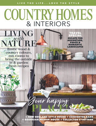 Country Homes & Interiors May 2020