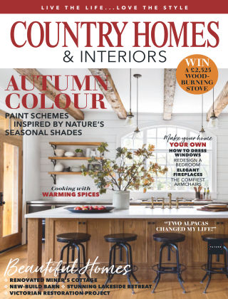 Country Homes & Interiors October 2020