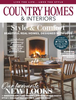 Country Homes & Interiors November 2020